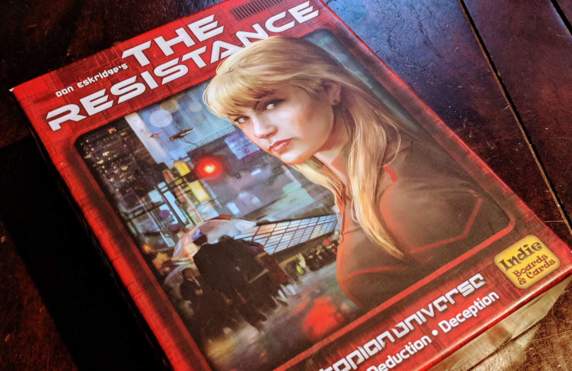 The Resistance (Review)