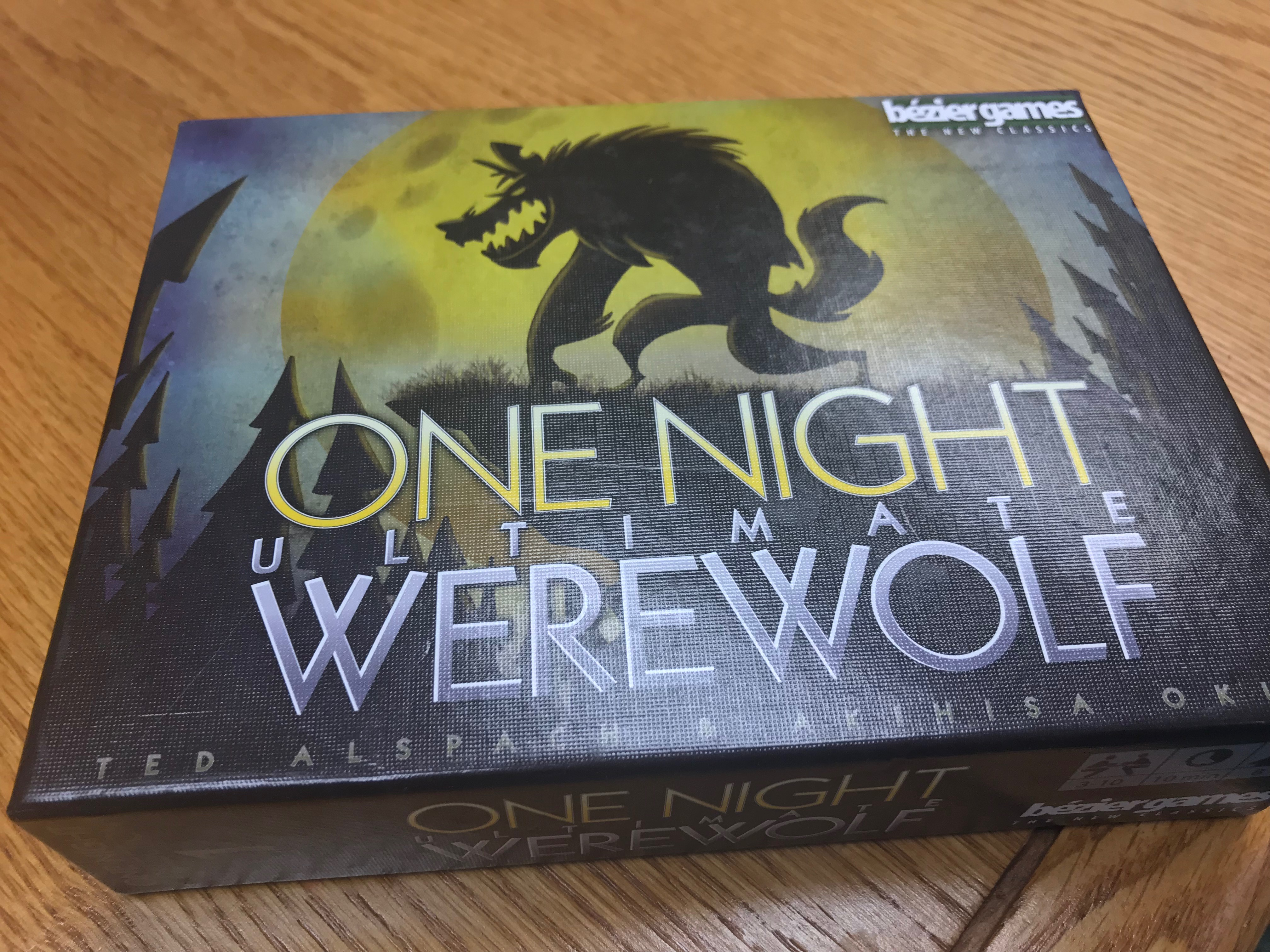 One Night Ultimate Werewolf (Review)