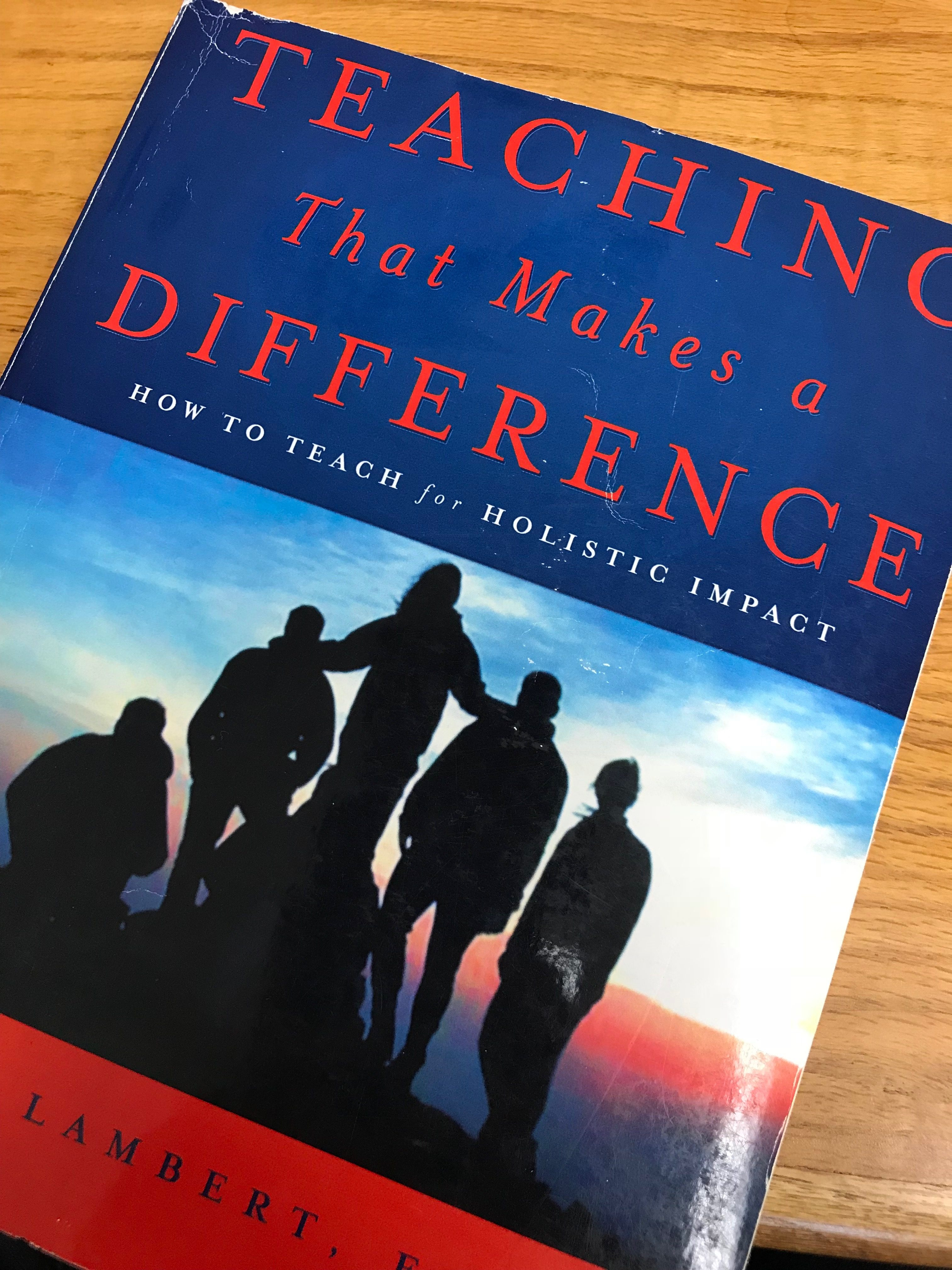 Teaching That Makes a Difference (Book Review)